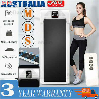 AU298.99 • Buy Upgrade Electric Walking Pad Treadmill Home Exercise Machine Fitness LCD Display