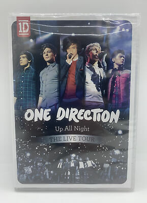 £4 • Buy One Direction - Up All Night The Live Tour DVD BRAND NEW/SEALED