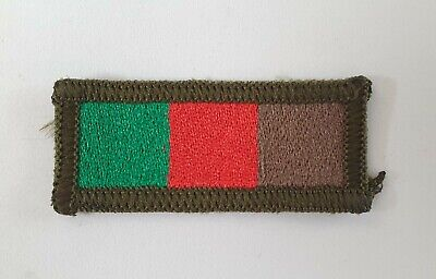 £2 • Buy British Army Military Badge Formation Signs, Royal Tank Regiment TRF
