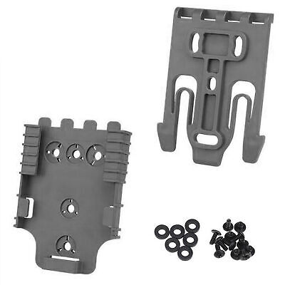 $ CDN10.29 • Buy For Safariland Quick Locking System Kit With QLS 19 And QLS 22 Polymer