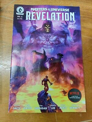 $3.59 • Buy Masters Of The Universe Revelation #2 Nm Cover A Wilkins 8/11 2021 Presale