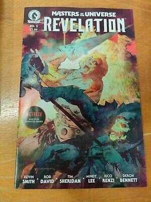 $3.59 • Buy Masters Of The Universe Revelation #2 Nm Cover B Sienkiewi 8/11 2021 Presale