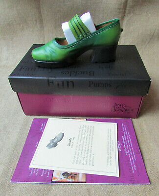 £6 • Buy Just The Right Shoe By Raine Treads 1999 Boxed With Certificate