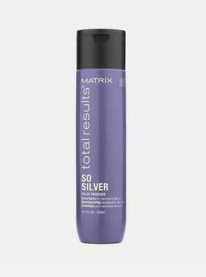 £8.99 • Buy MATRIX  Total Results  Color Obsessed So Silver  Shampoo 300ml