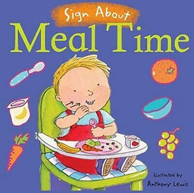 £6.74 • Buy Meal Time: BSL (British Sign Language) (Board Book 2005) New Book