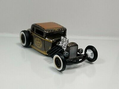 $15.58 • Buy 1929 29 Ford Model A Collectible Rare 1:64 Scale  Diorama Diecast Model Car