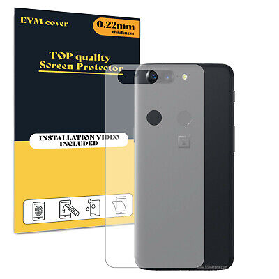 AU7.30 • Buy Back Protector Cover For OnePlus 5T TPU FILM