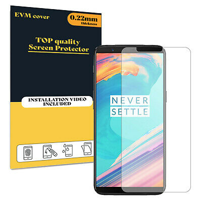 AU7.30 • Buy Screen Protector Cover For OnePlus 5T TPU FILM