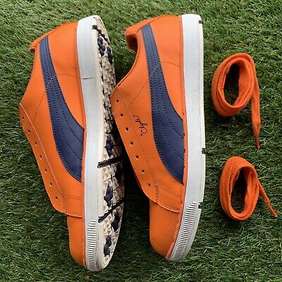 £22 • Buy Puma PG Clyde Golf Shoes UK Mens Size 9.5 Great Condition Ricky Fowler Style