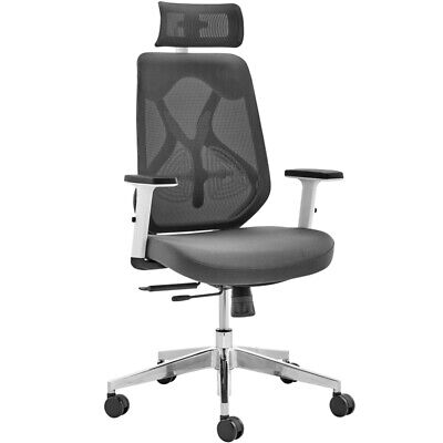 AU274 • Buy ErgoDuke Ultra-Flex Ergonomic Commercial Project High Back Office Chair With ...