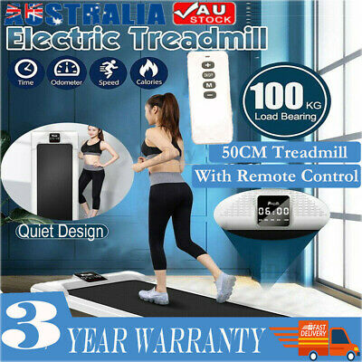 AU298.99 • Buy Electric Treadmill Home Gym Exercise Machine Fitness Equipment LCD Walking Pad