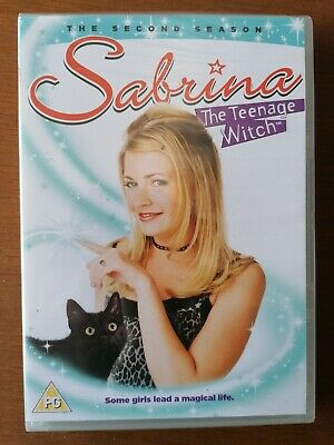 £3.99 • Buy Sabrina The Teenage Witch - Series 2 (DVD, 2008)-NEW AND SEALED-4 DISCS