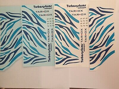 £6 • Buy 1/18 Scale Modified Tuning TIGER STRIPES Decals