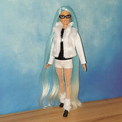 £50 • Buy Barbie Made To Move Doll (318) Redressed And Re-rooted Hair OOAK