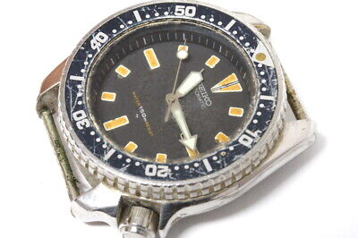 $ CDN71.22 • Buy Seiko Medium Diver 4205-015T Automatic Watch For Repairs Or For Parts     -13521