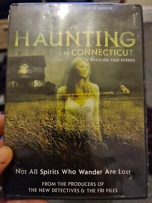 £7.70 • Buy A Haunting In Connecticut (DVD, 2009)