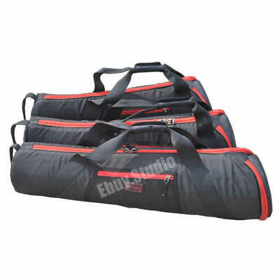£24.99 • Buy 650mm Nylon Padded Camera Tripod Bag Carrying Travel Cases For Manfrotto Velbon