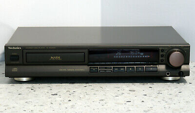 £6.50 • Buy TECHNICS SL-PG560A Hi-Fi CD Player Optical Dig Out Made In Germany LOVELY 99p NR
