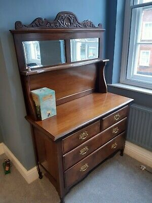 £50 • Buy Small Edwardian Dressing Chest