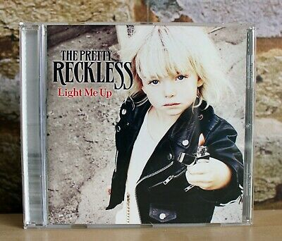 £5 • Buy The Pretty Reckless - Light Me Up (CD)