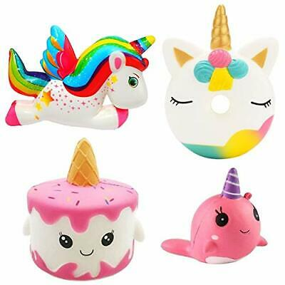 AU37.62 • Buy Pachock Slow Rising Squishy Toys, Jumbo Squishies Pack Prime Slow Rising Scented
