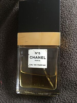 £16.50 • Buy Chanel No 5 Perfume   Vintage , With Free Empty Sample Bottle With Box .