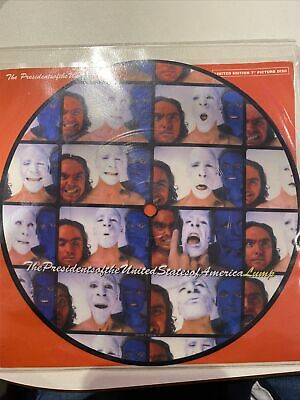 £0.99 • Buy The Presidents Of The United States Of America – Lump 7  Vinyl Picture Disc