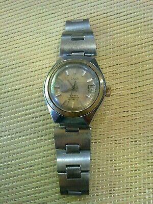 £17.70 • Buy   Vintage  USSR WOMEN WATCH  LUCH AUTOMATIC