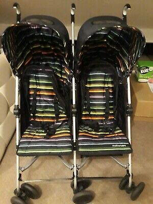 £70 • Buy Mothercare Twin Push Chair