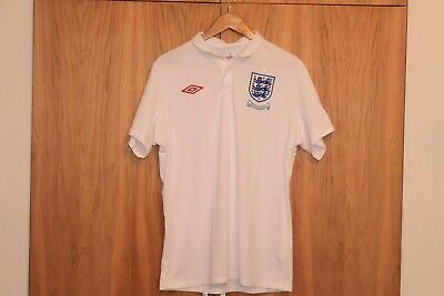 £15 • Buy 2010 England South Africa World Cup Home Football Shirt Adult XL.