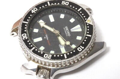 $ CDN69.74 • Buy Seiko Medium Diver 4205-015K Automatic Watch For Repairs Or For Parts    -13538