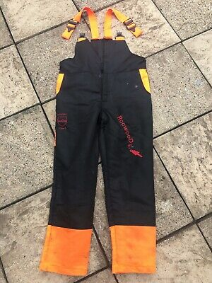£4.87 • Buy Chainsaw Safety Trousers, Class 1, Rocwood, Good Condition, Size Large
