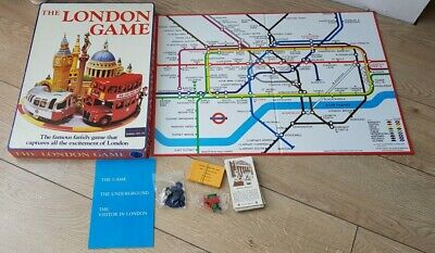 £10.99 • Buy The London Game  BAMBOLA TOYS Vintage Board Game 1972