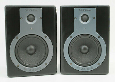 $199.99 • Buy Pair Of M-Audio Studiophile BX5a Deluxe Studio Reference Monitor Speakers #3208