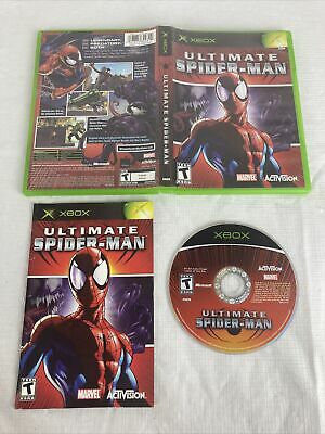 £17.69 • Buy Ultimate Spider-Man (Microsoft Xbox, 2005) Complete  Good Condition Free Ship!!