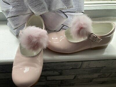 £20 • Buy Baby Pink Paitent Bambi Girls Shoes