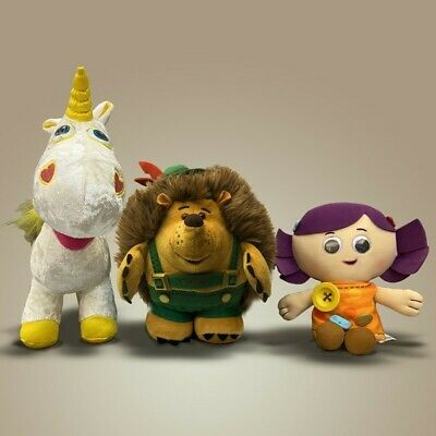 £172.61 • Buy Toy Story 3 Collector's Mr Hedgehog Buttercup Out Of Print Doll Dolly Plush Toys