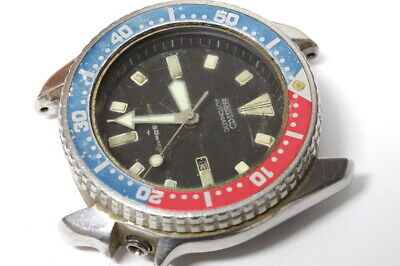 $ CDN62.31 • Buy Seiko Medium Diver 4205-0155 Automatic Watch For Repairs Or For Parts    -13559
