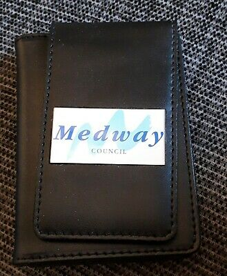 £35 • Buy ID Holder / Warrant Card Wallet With Badge Made By Jeeves Liverpool