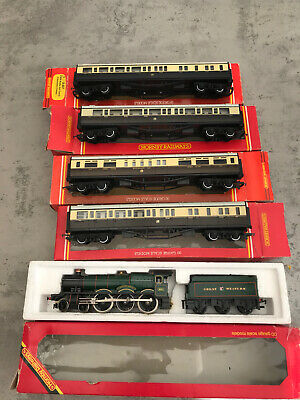£31 • Buy Triang Hornby GWR Loco & Coaches
