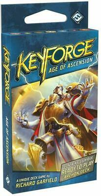 $ CDN13.30 • Buy KeyForge Age Of Ascension Deck Sealed From Display Box