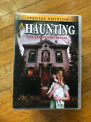 £13.41 • Buy A Haunting The Television Series (DVD, 2015) MISSING DISC 5