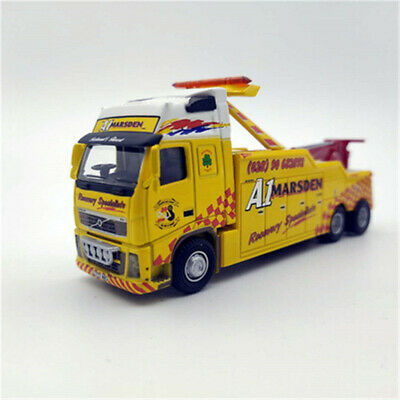 £45.12 • Buy OXFORD SOVEREIGN RECOVERY FOR VOLVO Yellow 1/76 DIECAST MODEL TRUCK