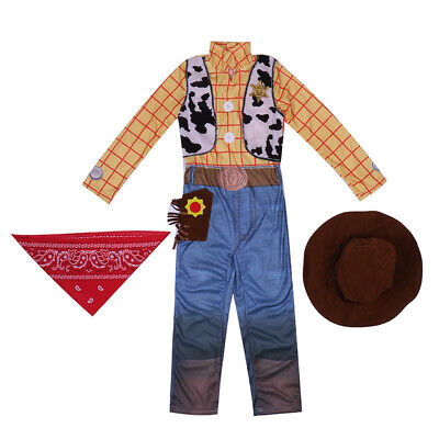 £22.09 • Buy Classic Toy Story Woody Costume Official Fancy Dress Child Book Day Outfit