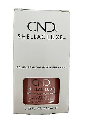 £5.50 • Buy Cnd Shellac Luxe Gel Nail Polish Nude Knickers