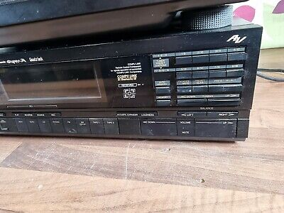 £15 • Buy JVC AL Fully Automatic Turntable And RX-550 AMP