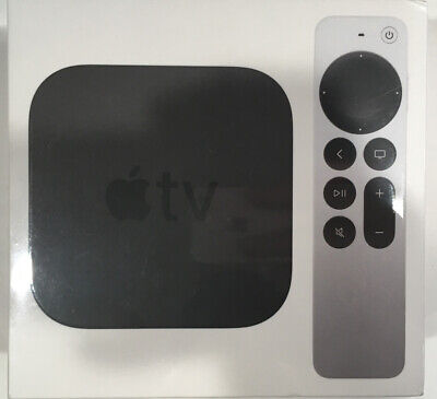 AU262.20 • Buy Apple Tv 4k 64gb Hdr (2nd Generation) Streaming Device Mxh02ll/a Brand New