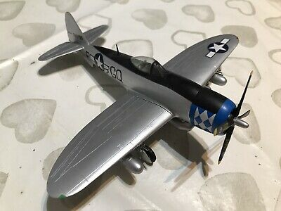 £0.99 • Buy Nice 'built' Model 1/72 Airfix Republic P-47d 'thunderbolt' Weathered Condition