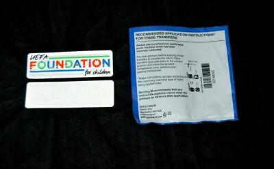 £7.99 • Buy Official Champions League Foundation Football Patch/Badge 2021/22