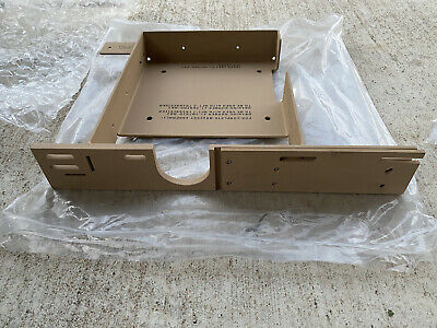 $100 • Buy HEMTT Military Truck Plates Mounting Bracket Armored Comes With 2 Plates Parts